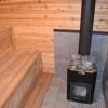 Wood-Fired Sauna