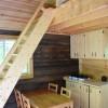 Log Cabin – stairs