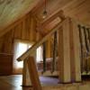 Log Cabin – attic 1
