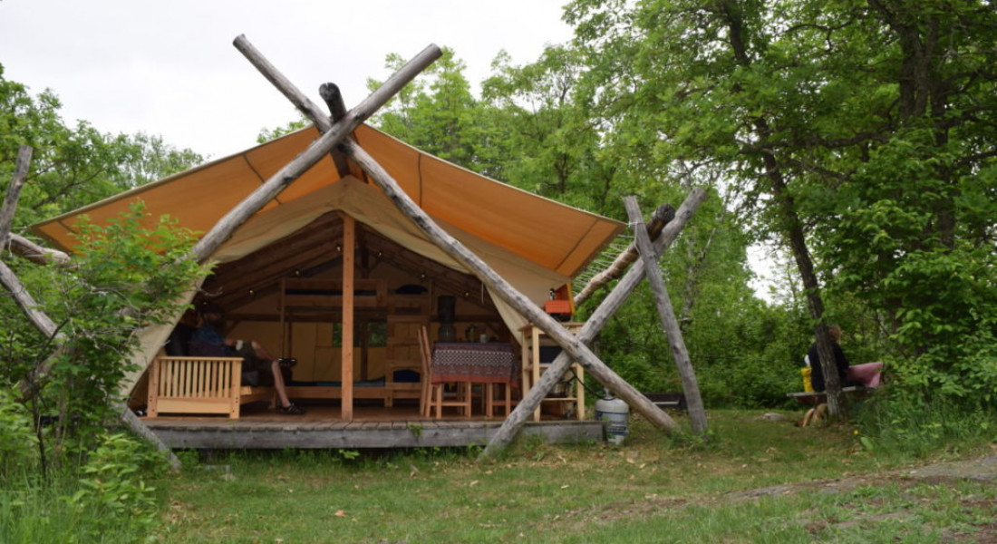 Tent – Front 1