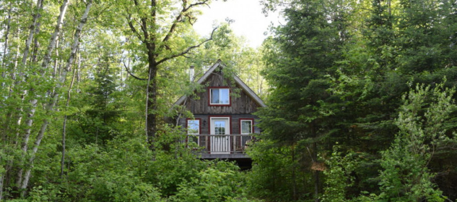 Cabin secluded