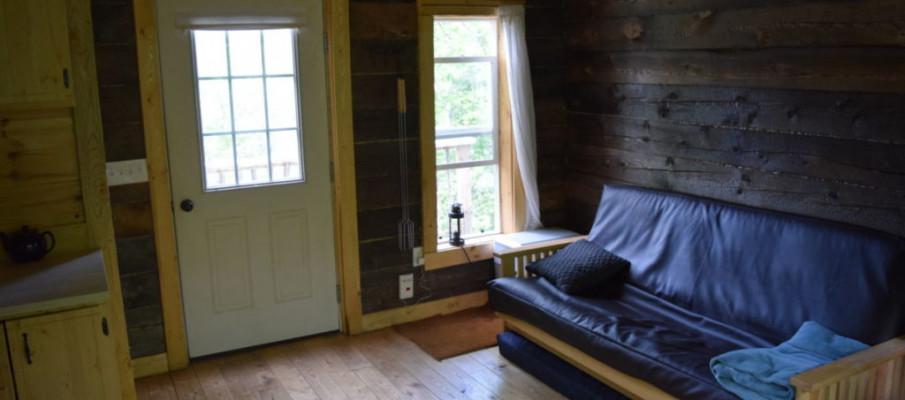 Cabin futon