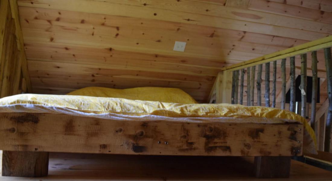 Log Cabin – attic 2
